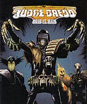Judge Dredddredd Vs. Death