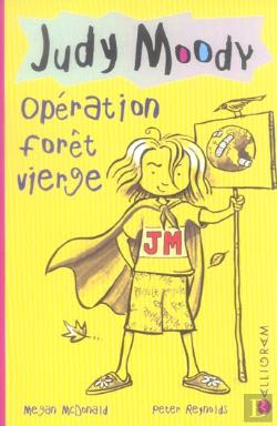 Bertrand.pt - Judy Moody T.3 ; Operation Foret Vierge