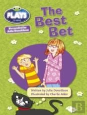 Julia Donaldson Plays Best Bet 6-Pack (Turquoise)
