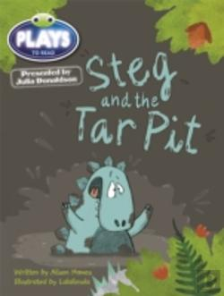 Bertrand.pt - Julia Donaldson Plays Steg And The Tar Pit 6-Pack (Blue)