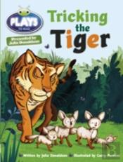 Julia Donaldson Plays Tricking The Tiger 6-Pack (Turquoise)