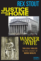 Justice Ends At Home And Warner & Wife