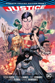 Justice League Hc Vol 1 2 Deluxe Edition