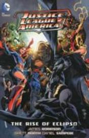 Justice League Of America: Rise Of Eclipso Tp