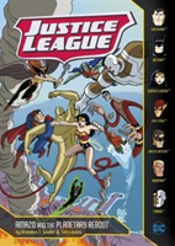 Justice League Pack A Of 4