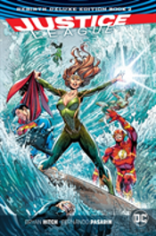Justice League The Rebirth Deluxe Edition Book 2 (Rebirth)