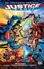 Justice League Vol. 5 (Rebirth)