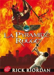 Kane Chronicle T.1 ; La Pyramide Rouge