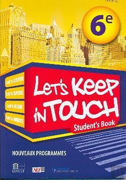 Bertrand.pt - Keep In Touch 6e Student'S Book  Rci
