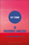 Bertrand.pt - Key Terms In Discourse Analysis