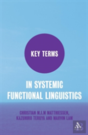 Key Terms In Systemic Functional Linguistics