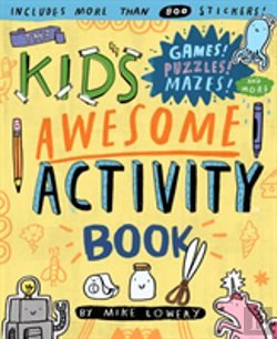 Bertrand.pt - Kids Awesome Activity Book
