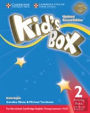 Kid'S Box Level 2 Activity Book - Updated - Second Edition