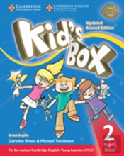 Kid'S Box Level 2 Pupil'S Book - Updated - Second Edition