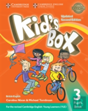 Kid'S Box Level 3 Pupil'S Book Updated - Second edition