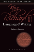 King Richard Iii: Language And Writing