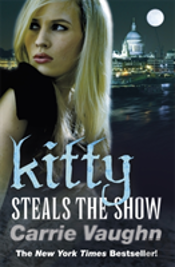 Kitty Steals The Show