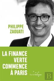 La Finance Verte Commence A Paris