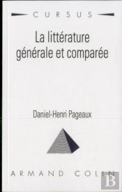 La Litterature Generale Et Comparee