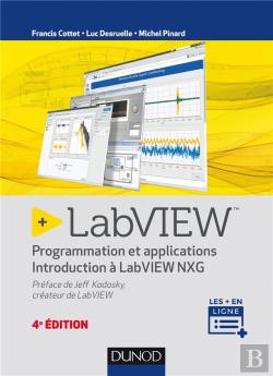 Bertrand.pt - Labview ; Programmation Et Applications (4e Édition)