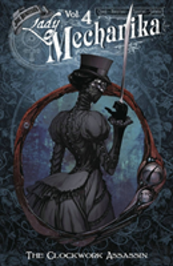 Bertrand.pt - Lady Mechanika, Vol. 5: Clockwork Assassin