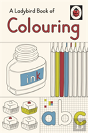 Ladybird Vintage Colouring Book Th