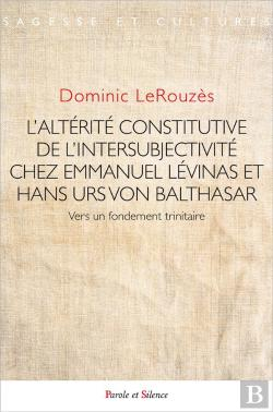 Bertrand.pt - L'Alterité Constitutive De L'Intersubjectivité