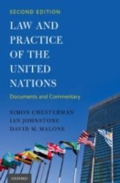 Law And Practice Of The United Nations