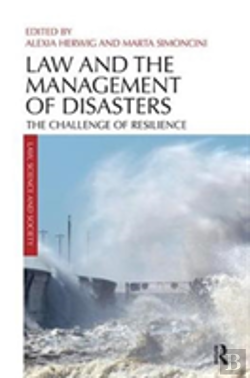Bertrand.pt - Law And The Management Of Disasters