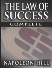 Law Of Success In Sixteen Lessons