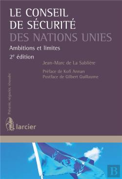 Bertrand.pt - Le Conseil De Securite Des Nations Unies