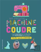 Le Grand Livre De La Machine A Coudre