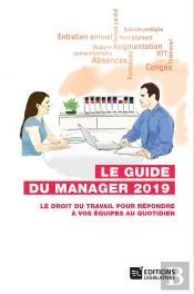 Le Guide Du Manager (Édition 2019)