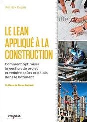 Le Lean Applique A La Construction