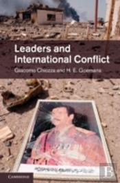 Leaders And International Conflict