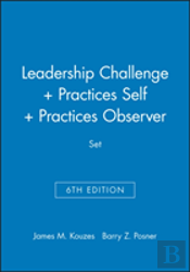 Leadership Challenge 6e + Practices 5e Self + Practices 5e Observer Set