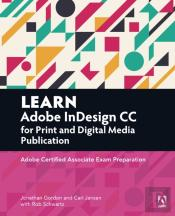 Learn Adobe Indesign Cc For Print And Digital Media Publication