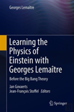 Bertrand.pt - Learning The Physics Of Einstein With Georges Lemaitre