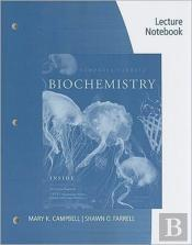 Lecture Notebook For Campbell/Farrell'S Biochemistry, 7th