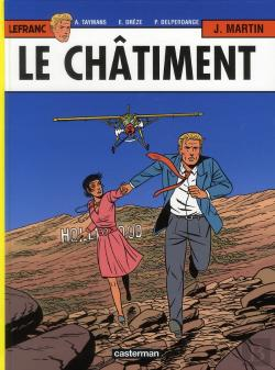 Bertrand.pt - Lefranc T.21 ; Le Châtiment D'Hollywood