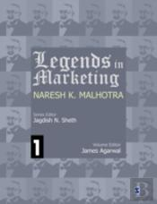 Legends In Marketing: Naresh Malhotra