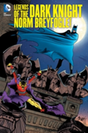 Legends Of The Dark Knight: Norm Breyfogle Volume 1 Hc