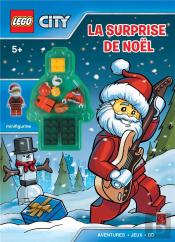 Lego City La Surprise De Noel