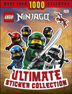 Bertrand.pt - Lego Ninjago Ultimate Sticker Collection