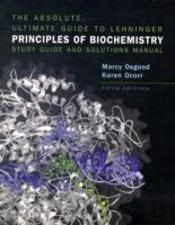Lehninger Principles Of Biochemistrystudy Guide And Solutions Manual