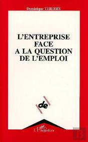 L'Entreprise Face A La Question De L'Emploi