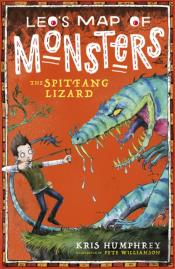 Leo'S Map Of Monsters: The Spitfang Lizard