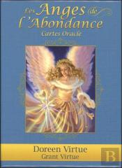 Les Anges De L'Abondance ; Cartes Oracles