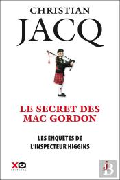Les Enquetes De L'Inspecteur Higgins - Tome 11 Le Secret De Mc Gordon