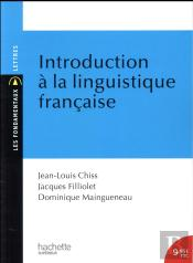 Les Fondamentaux - Introduction A La Linguistique Francaise